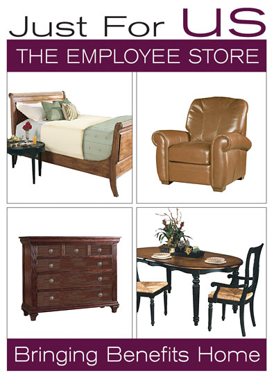 Just For Us: The Employee Store
